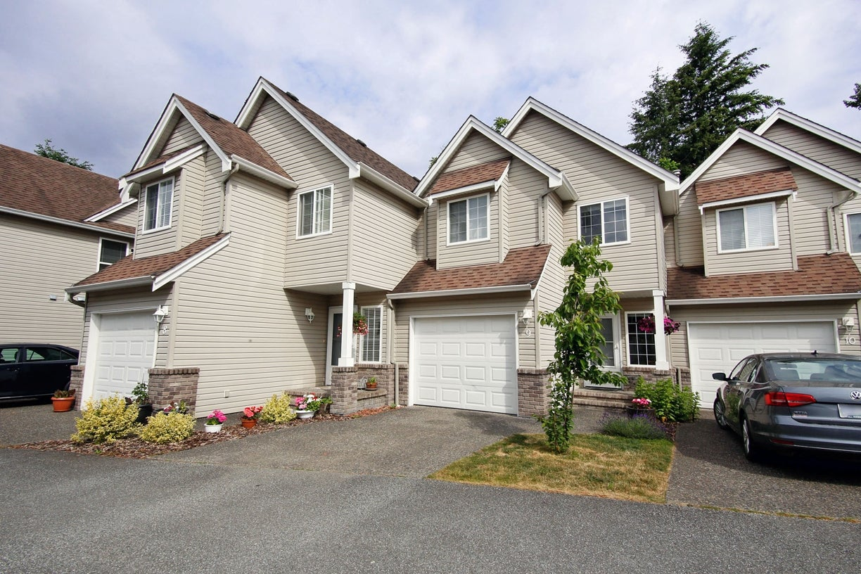 9 46277 CESSNA DRIVE - Chilliwack E Young-Yale Townhouse for sale, 3 Bedrooms (R2070287) #1