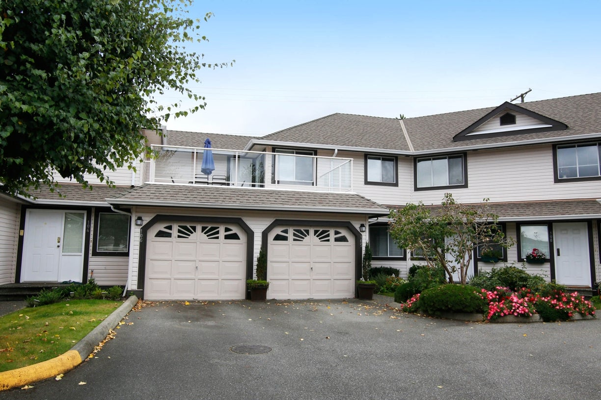 106 3080 TOWNLINE ROAD - Abbotsford West Townhouse for sale, 2 Bedrooms (R2106608) #1