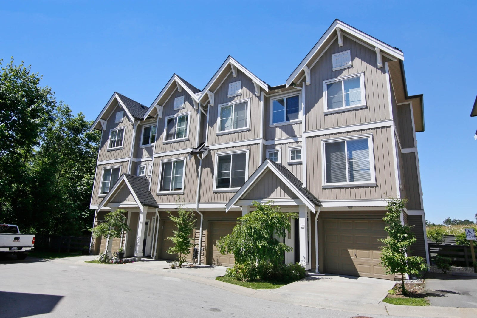 67 31032 WESTRIDGE PLACE - Abbotsford West Townhouse for sale, 3 Bedrooms (R2181867) #1