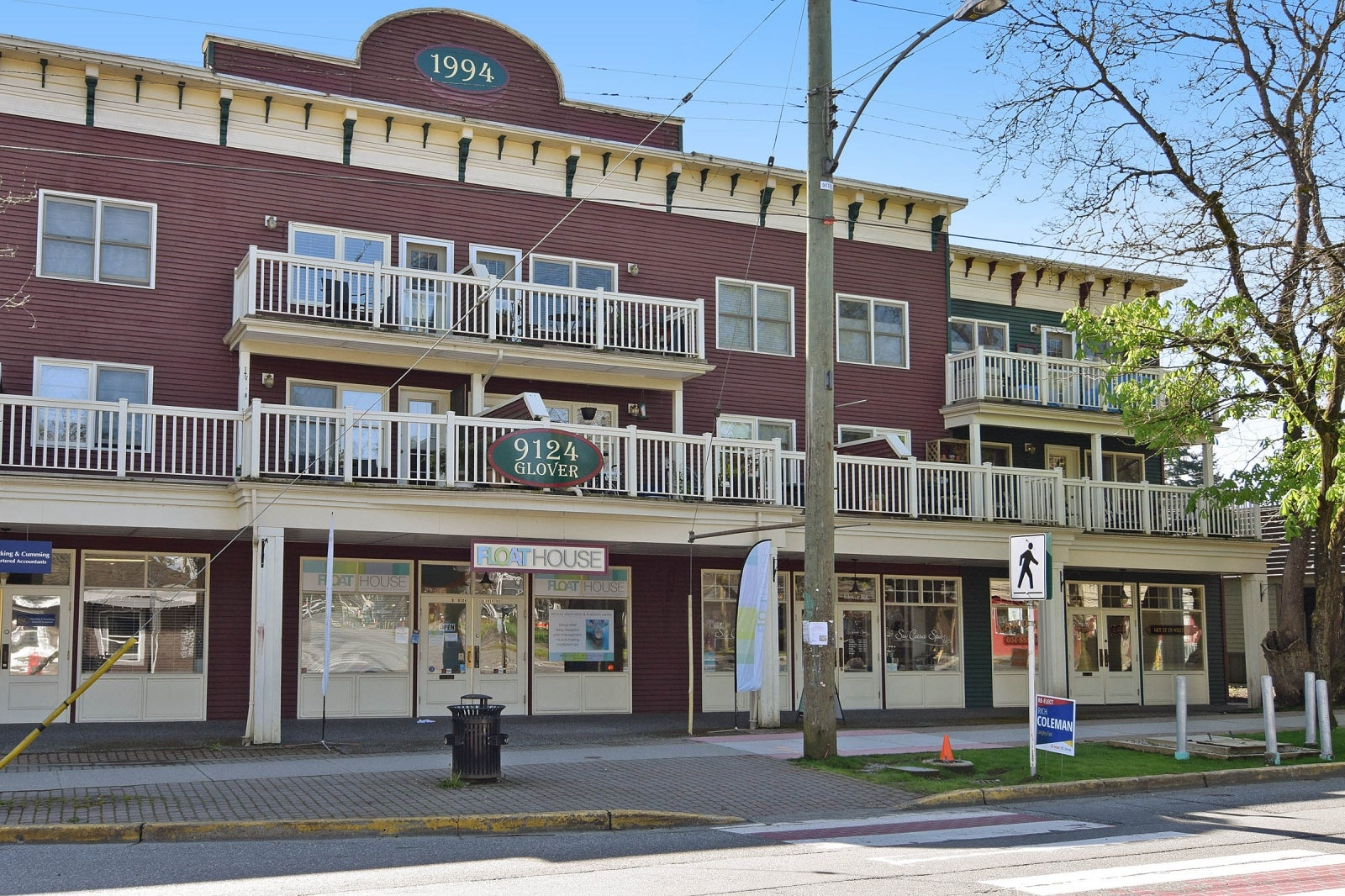 202 9124 GLOVER ROAD - Fort Langley Apartment/Condo for sale, 2 Bedrooms (R2162527) #1