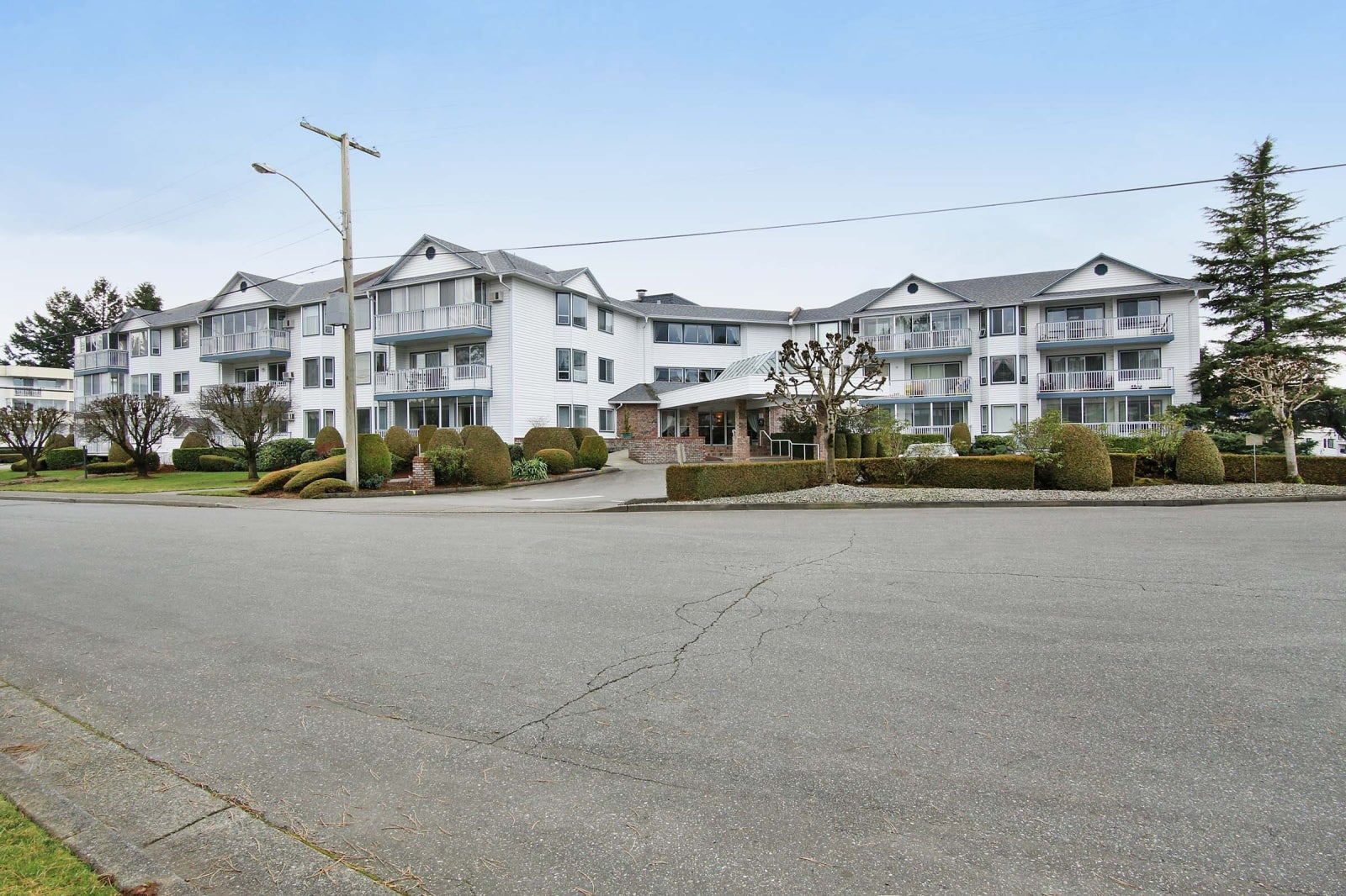 210 2425 CHURCH STREET - Abbotsford West Apartment/Condo for sale, 2 Bedrooms (R2251162) #1